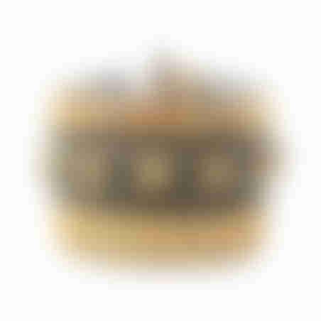 צמיד מארי - שחור, זהב