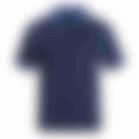 פולו קצר פיקה- כחול