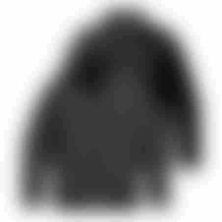 מעיל דו-צדדי - אפור/שחור