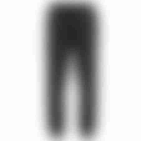 מכנסי ספורט (טרינינג) פס צדדי - שחור