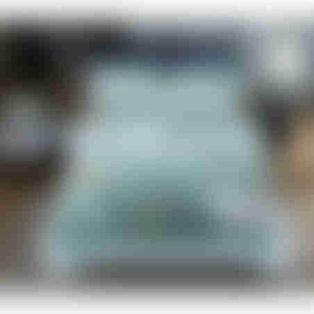 סט מצעים למיטה זוגית טרופיקנה מבית אמיטקס