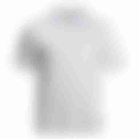 פולו קצר פרימיום- לבן