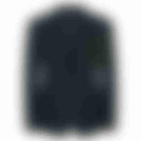 חליפה SLIM FIT - נייבי פסים (Dark Navy)