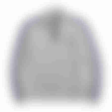 סווטשרט 1/2 רוכסן - אפור