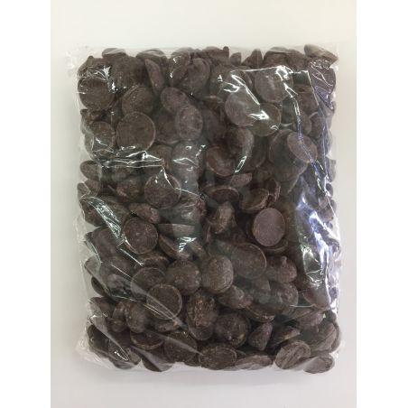 חצי קילו שוקולד מריר %70