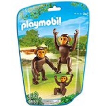 פליימוביל 6650 - משפחת שימפנזות