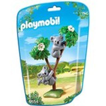 פליימוביל 6654 - משפחת דובי קואלה
