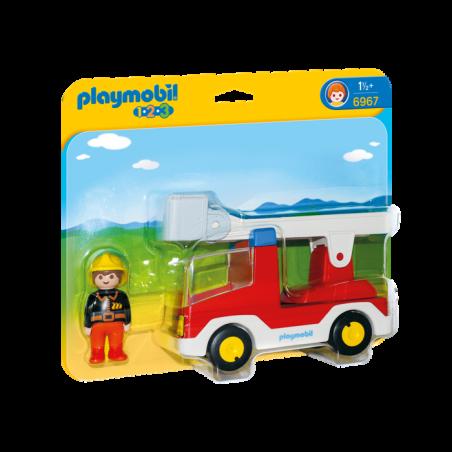 פליימוביל 6967 - רכב מכבי אש לפעוטות