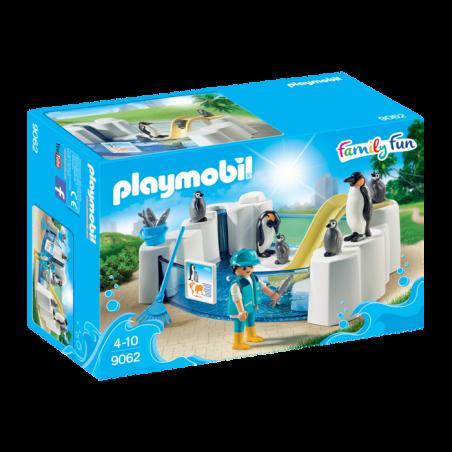 פליימוביל 9062 - בריכת פינגווינים
