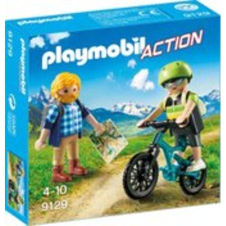 פליימוביל 9129 - רוכב אופניים ומטפס הרים