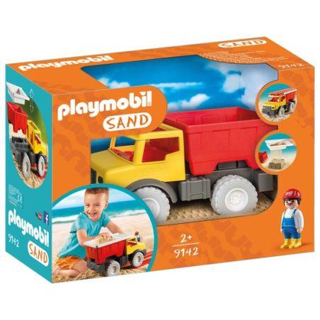 פליימוביל 9142 - משאית חול