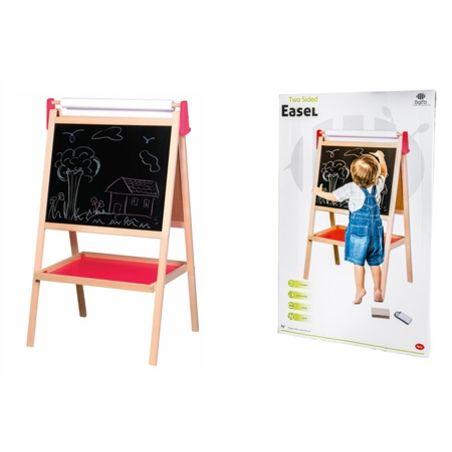 לוח ציור דו צדדי מעץ