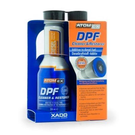 תוסף לסולר-  DPF מנקה ומשקם