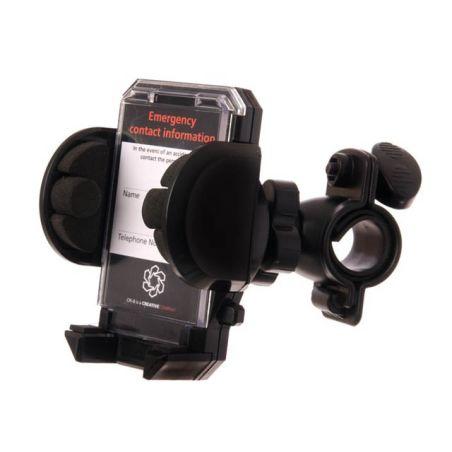 מתקן לאייפון / נייד / GPS לאופניים
