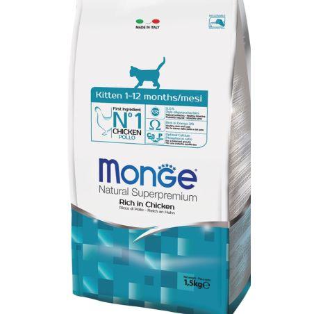 מזון לחתולים במשקל 1.5 ק
