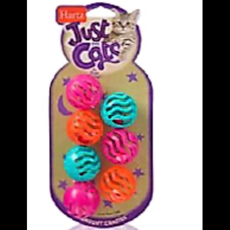 הרץ 7 כדורי פעמון לחתול