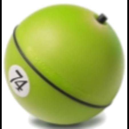 כדור משוגע לחתול - צבע ירוק