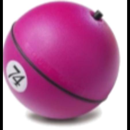 כדור משוגע לחתול - צבע ורוד