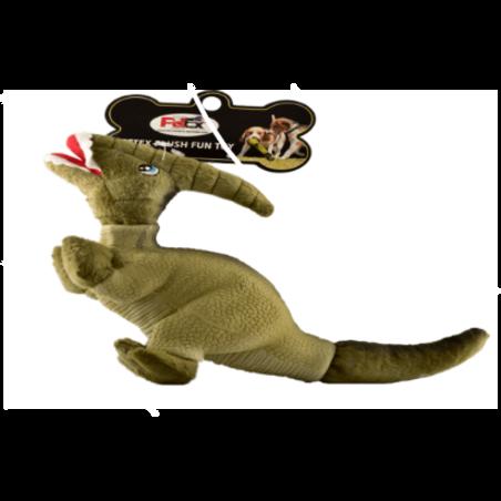 בובת משחק בצורת דינוזאור צבע ירוק