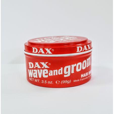 דקס WAVE AND GROOM