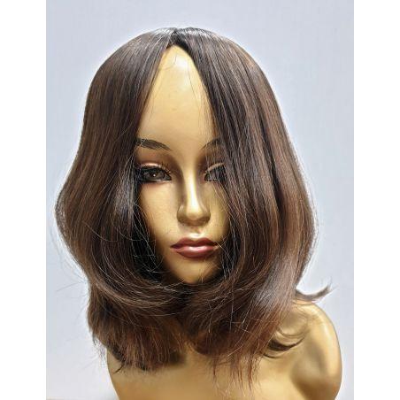 פאה טיבעית (Jewish wig)