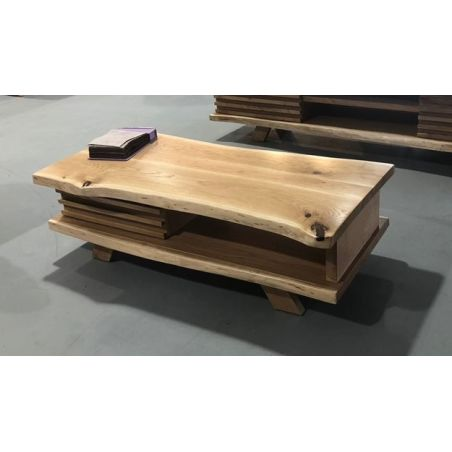 שולחן סלון בלתי גזום