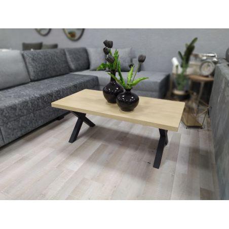 שולחן סלוני  מעוצב דגם SHARON במגוון צבעים לבחירה