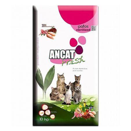 איי אן סי - מזון לחתולים מסורסים/מעוקרים עוף וירקות 10 קילו - ANCAT