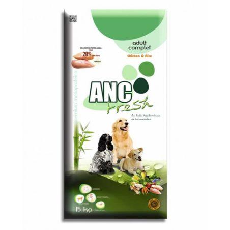 איי אן סי - מזון יבש לכלבים בוגרים עוף 15 קילו - ANC