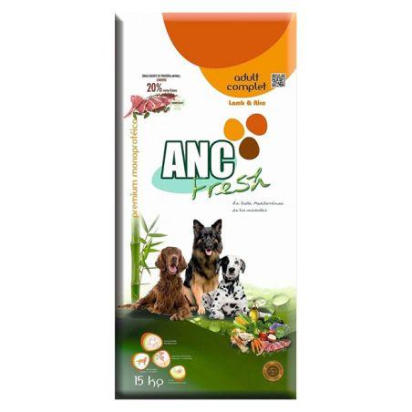 איי אן סי -  מזון יבש לכלבים בוגרים  היפואלרגני כבש 15 קילו - ANC