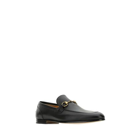 Gucci - Jordaan leather loafer