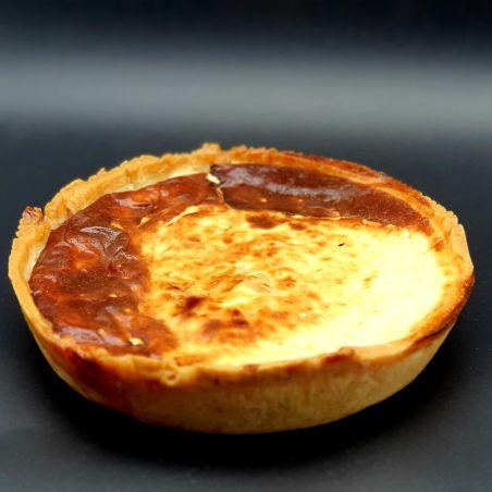 קיש גבינות ובצל מקורמל