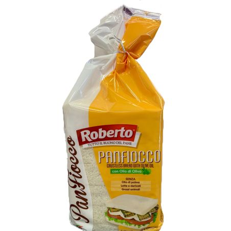 לחם לבן איטלקי