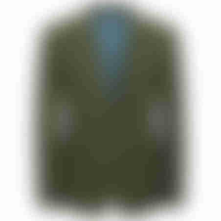 חליפה  SUPER SLIM FIT ירוק