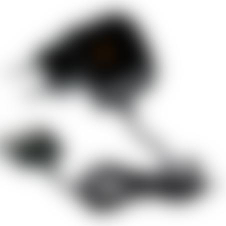 מטען קיר SILVER LINE שחור לאייפון 4/4s