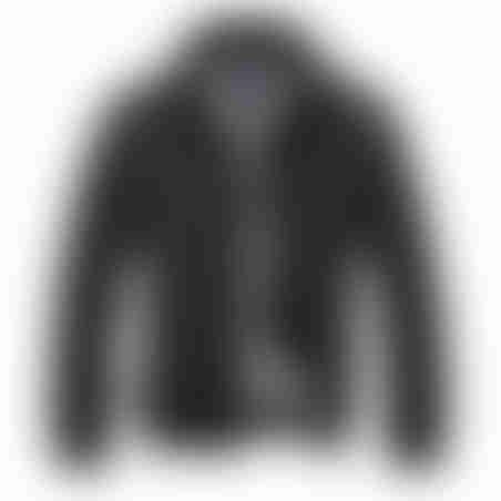 מעיל BOMBER - שחור