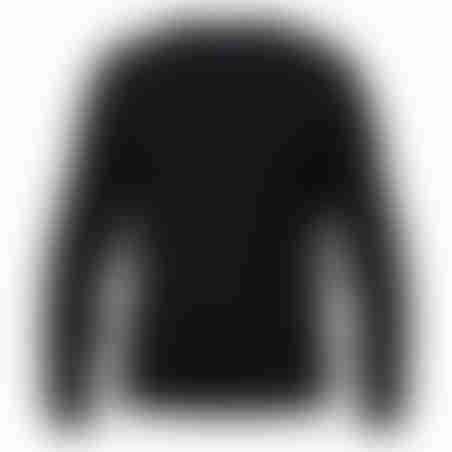 סריג V-Neck Cashmere שחור