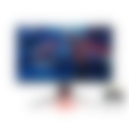 מסך מחשב ASUS  2560*1440 VA XG27WQ 165Hz 1MS 27