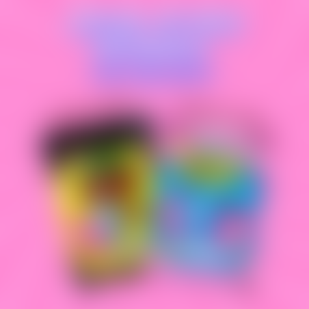 שערות סבתא בטעמים - Cotton Candy
