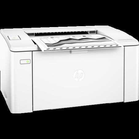 מדפסת HP LaserJet Pro M102w
