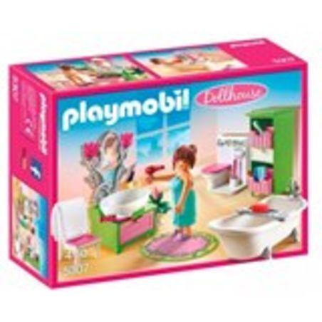 פליימוביל 5307 - חדר אמבטיה