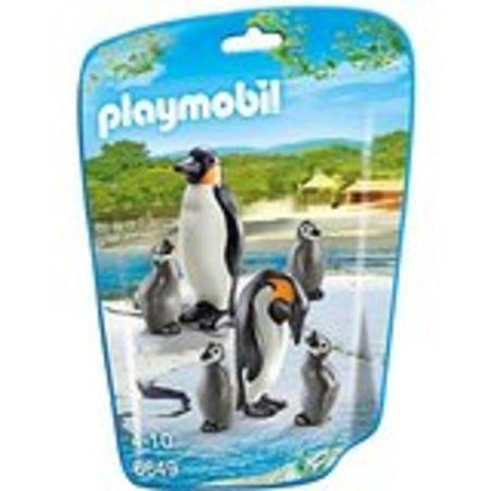 פליימוביל 6649 - משפחת פינגווינים