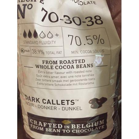 5 קג שוקולד מריר 70% במבצע!