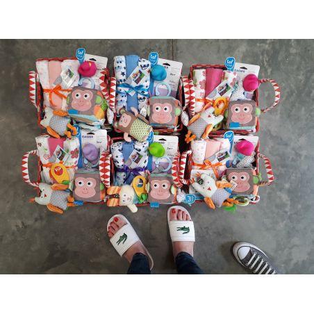 שש מתנות ושלוש רגליים