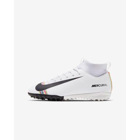 נעלי קטרגל לילדים NIKE JR SUPERFLY 6 ACADEMY GS TF AJ3112-109