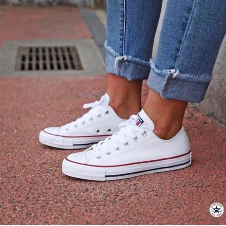 CONVERSE CHUCK TAYLOR ALL STAR LOW TOP M7652C