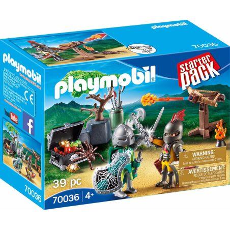 פליימוביל 70036 - קרב אבירים על אוצר