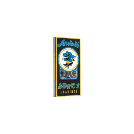 Andale - לאגרים לסקייטבורד אבק 7