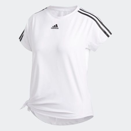חולצת נשים ADIDAS 3-STRIPES TIE TEE