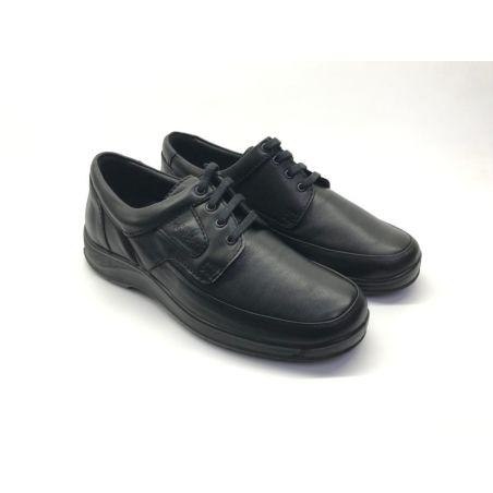 נעליים אורטופדיות לגברים AIR COMFORT ES083BLK
